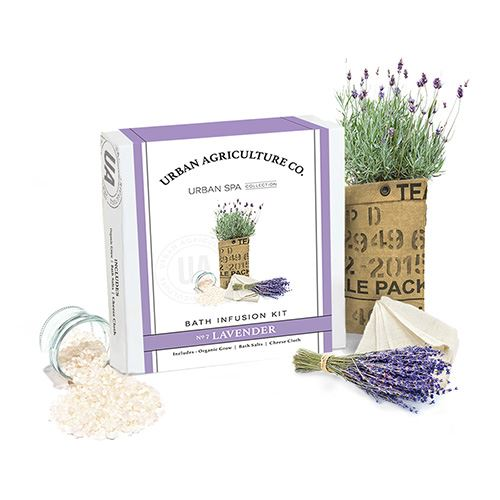 Lavender Bath Infusion Kit