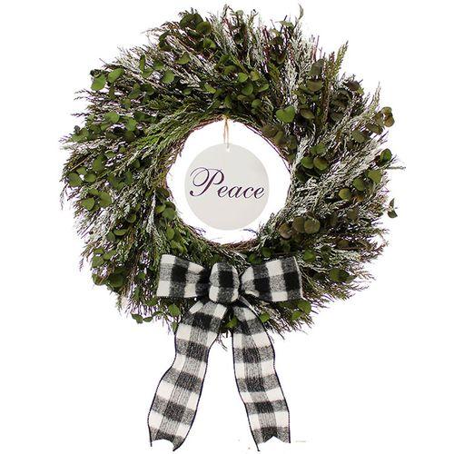 Heavenly Peace Wreath