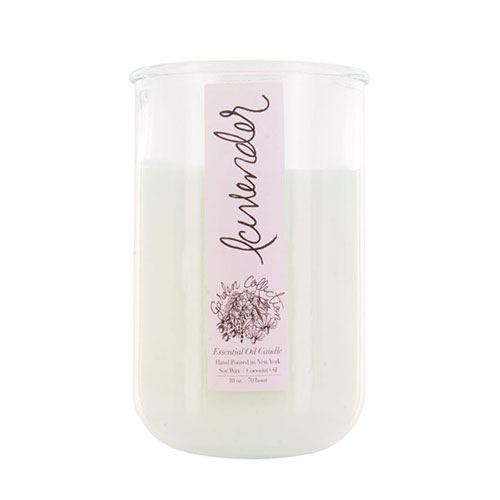 Lavender Candle & Seed Packet