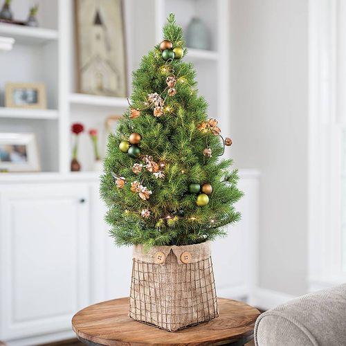 Winter Woods Christmas Tree