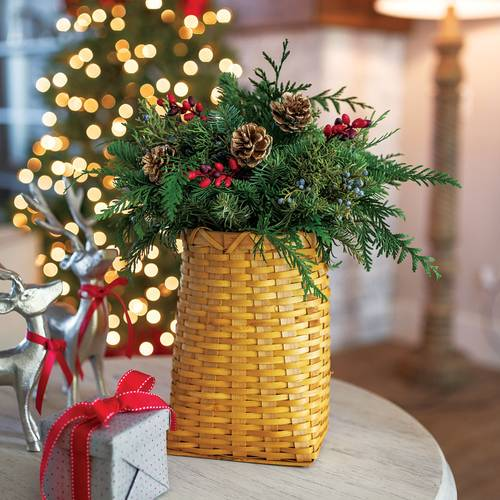 Basket of Cheer Centerpiece