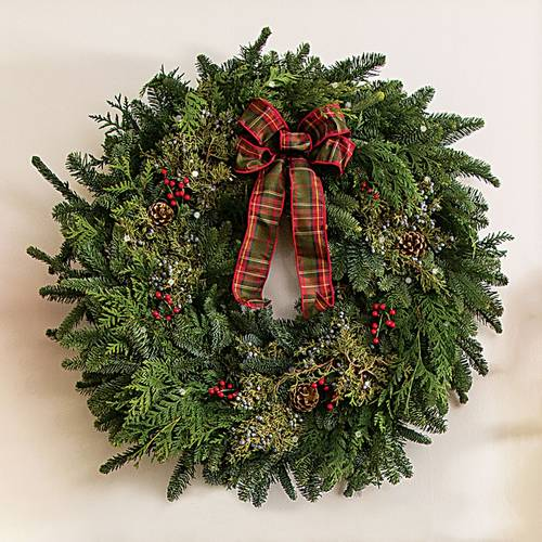 30-inch Classic Christmas Wreath