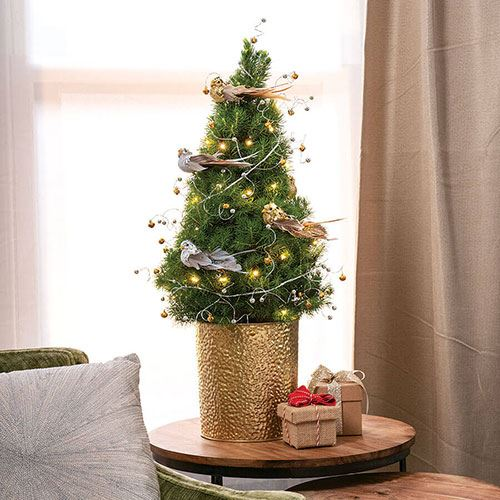 Silver & Gold Tree