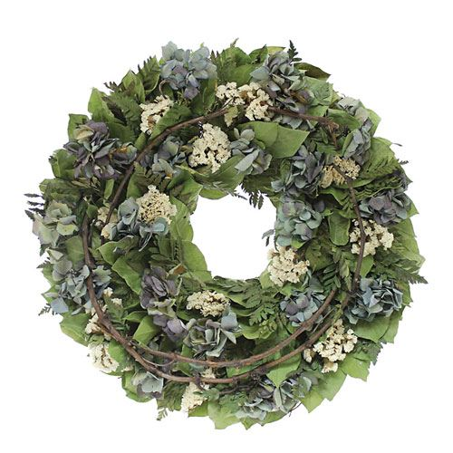 Blue Sky Wreath