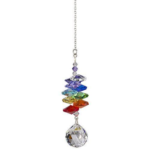 Crystal Rainbow Cascade™ - Ball