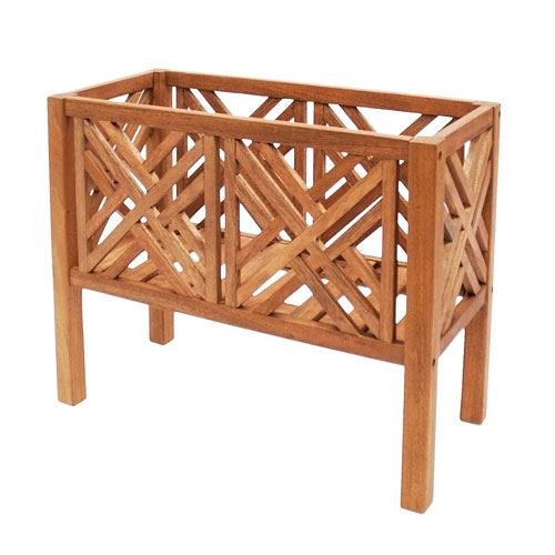 Fretwork Flower Box 30 inches
