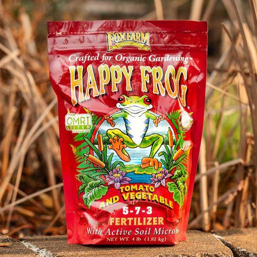 FoxFarm Happy Frog® Tomato & Vegetable Fertilizer
