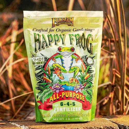 FoxFarm Happy Frog® All Purpose Fertilizer