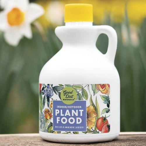 Good Dirt® Plant Food 15oz