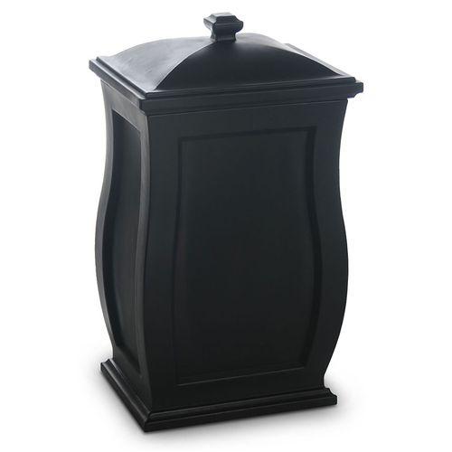 Mansfield Storage Bin Black