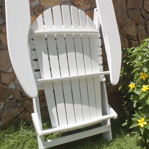 Easy Comfort Adirondack Chair