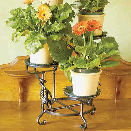 Cascading Plant Stand