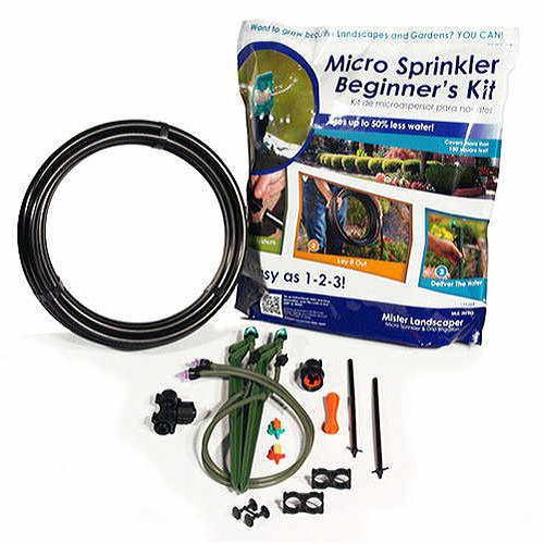 Micro Sprinkler Beginner's Kit 25ft