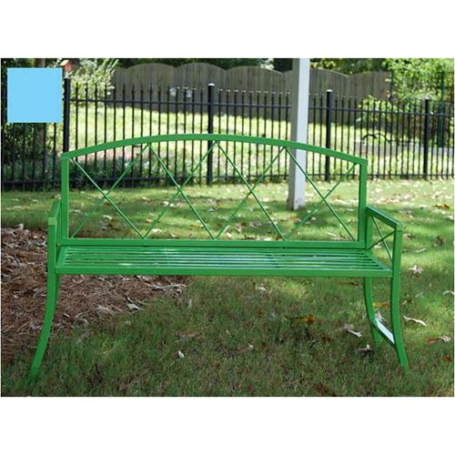 Junior Living Color Bench-Blue Jay