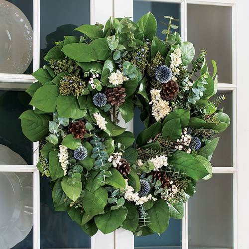 Live Fragrant Wreath