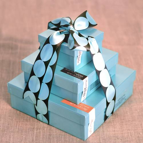 V Chocolates Indulgence Tower Gift Set
