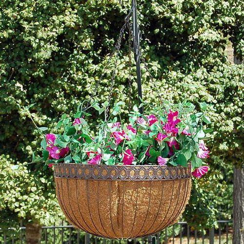 Victorian Hanging Flower Baskets : Victorian hanging basket at jackson perkins
