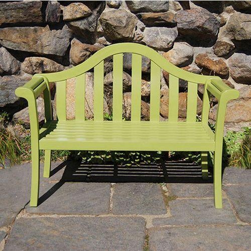 Camelback Bench
