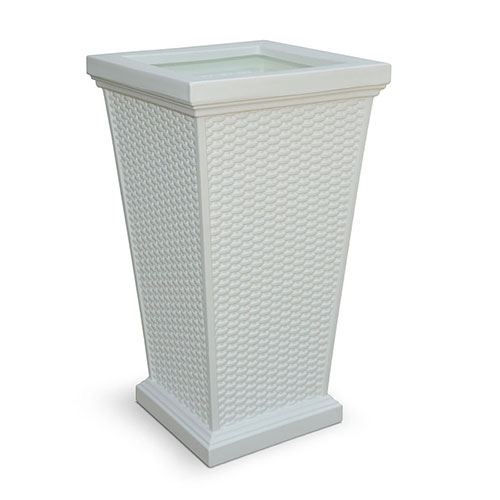 Wellington 28-inch Tall Planter