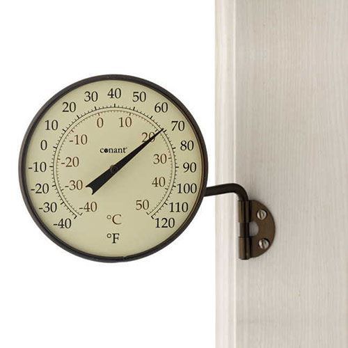 Conant Decor Dial Thermometer