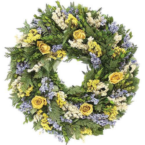 Garden Dance Wreath