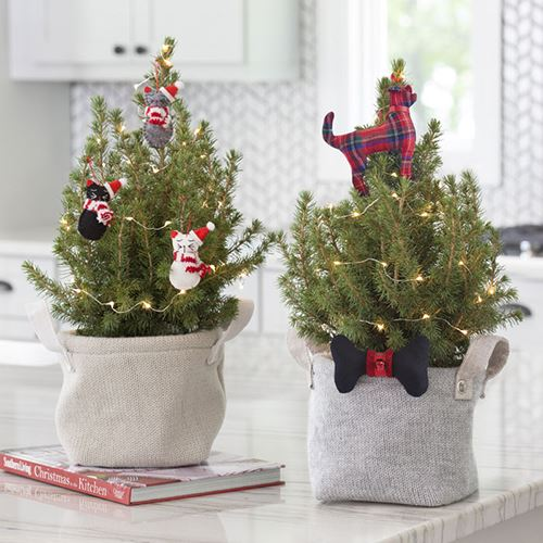 Animal Lovers Christmas Trees