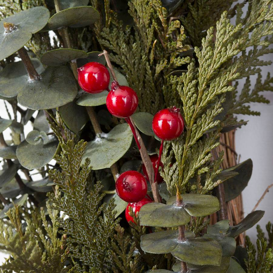 Christmas Wishes Wreath