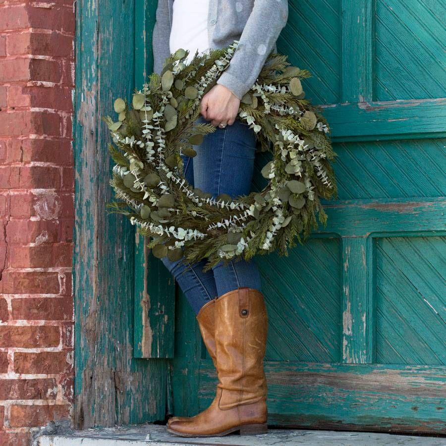 Good Tidings Wreath