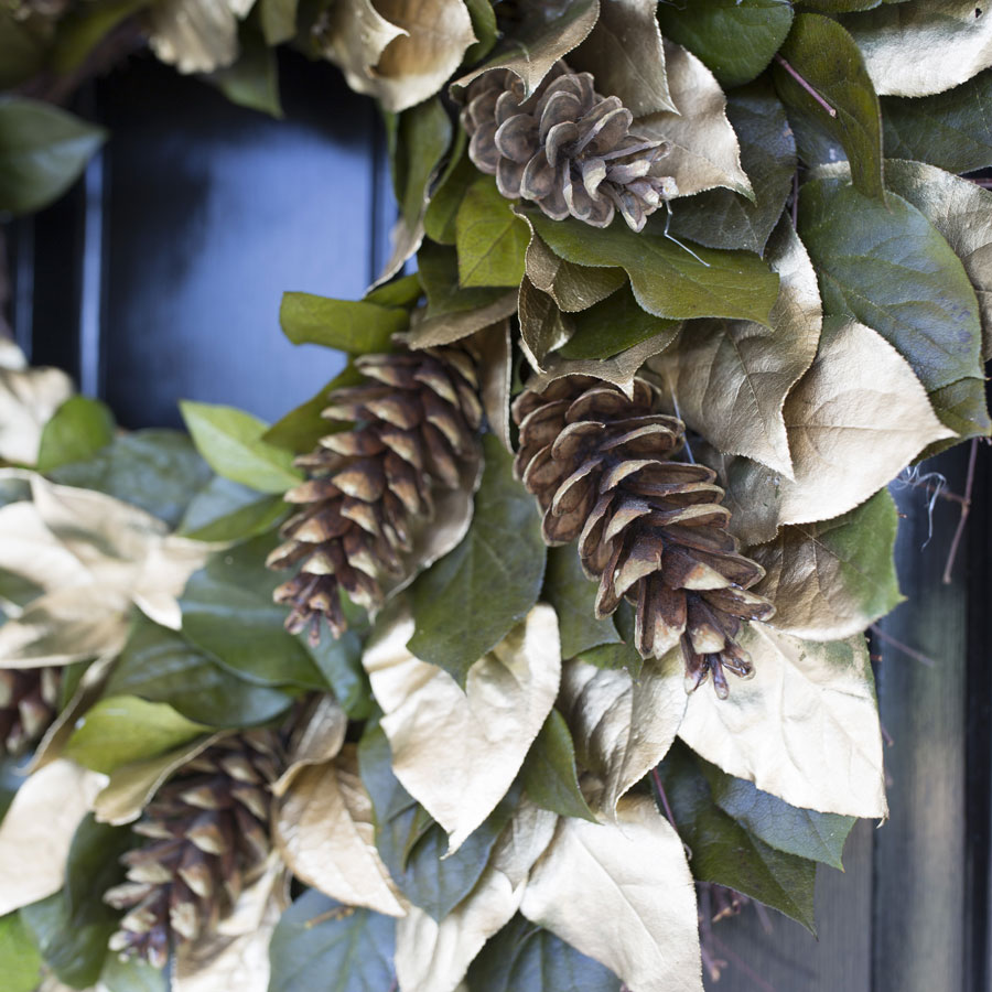 Joyeux Noel Wreath