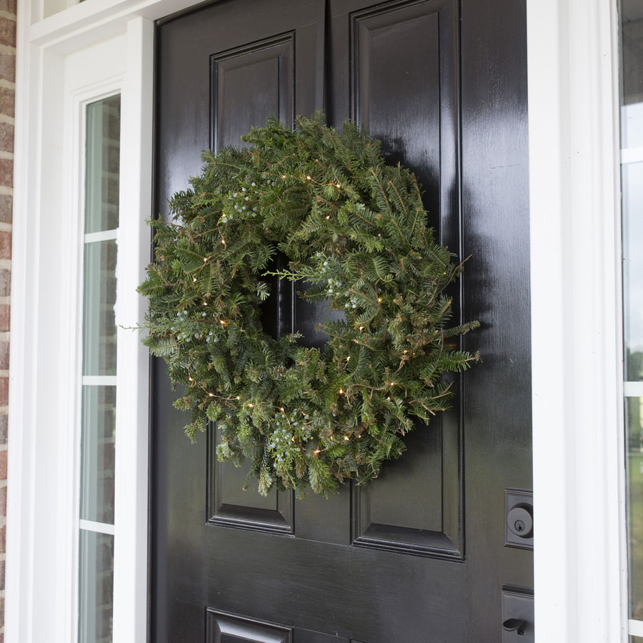 Yultetide Frasier Fir Wreath