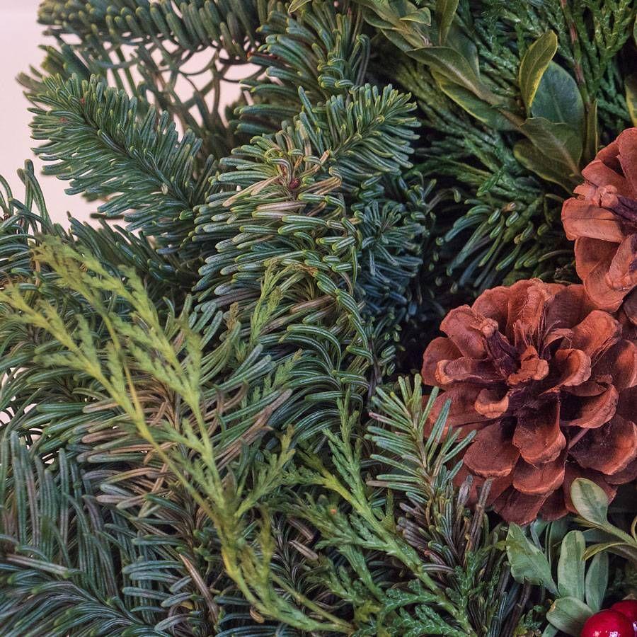Cinnamon Spice Wreath