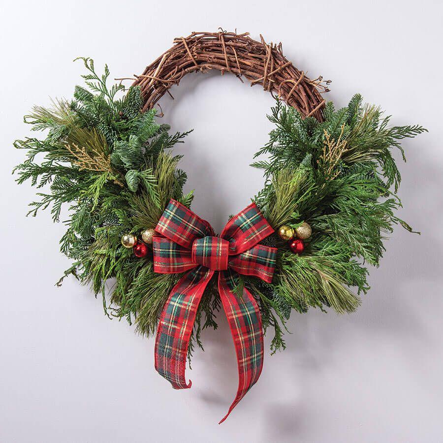 Comfort & Joy Wreath Image