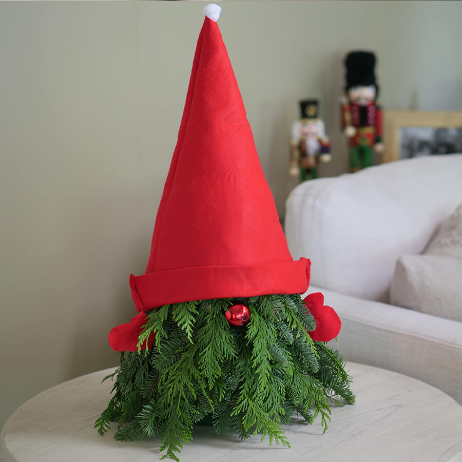 Nordic Gnome Centerpiece Image