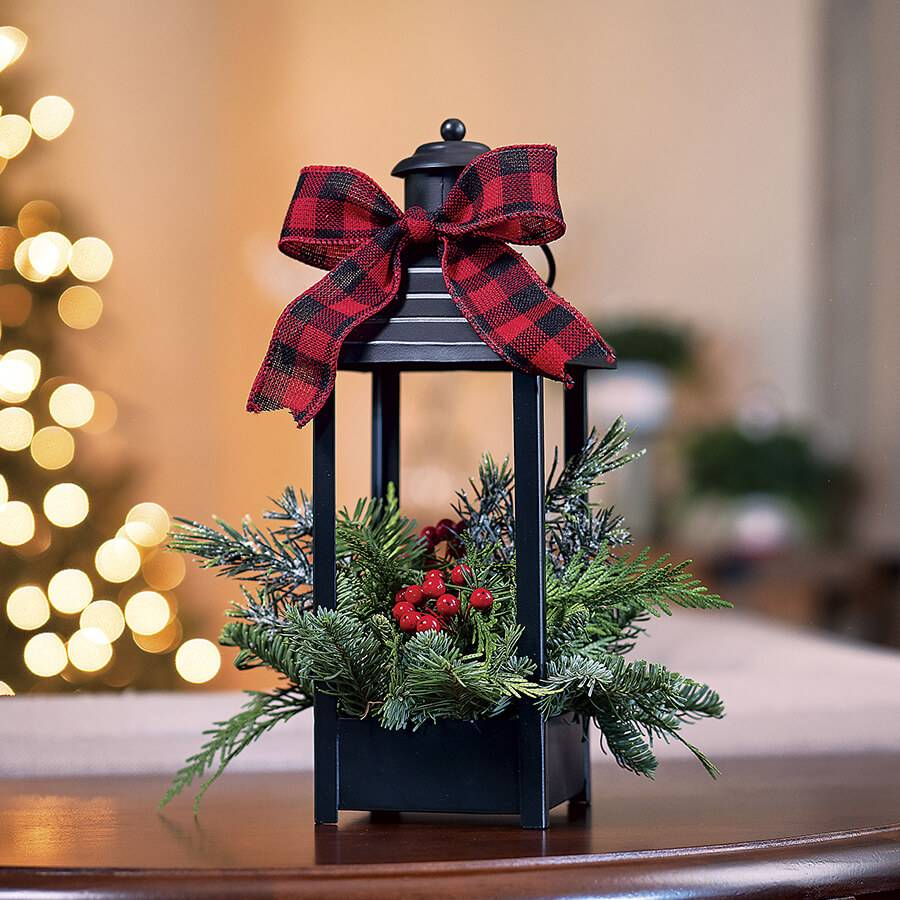 Countryside Holiday Centerpiece Image