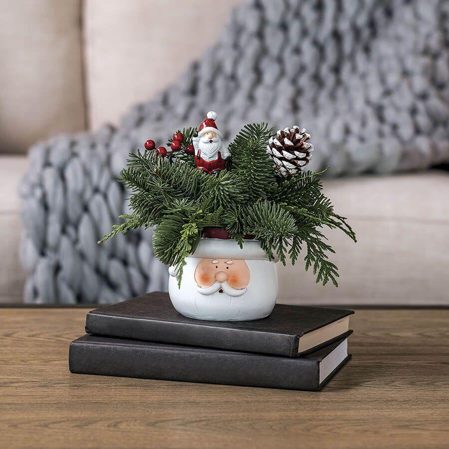 Secret Santa Centerpiece Image