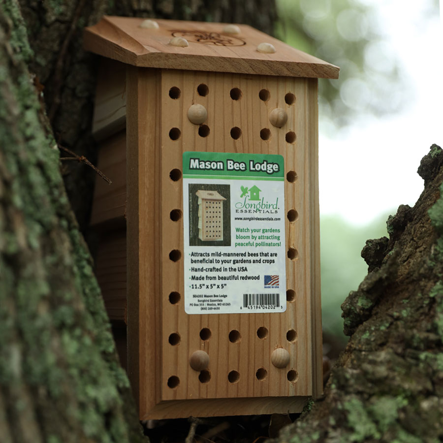 Songbird Essentials Mason Bee Lodge Image