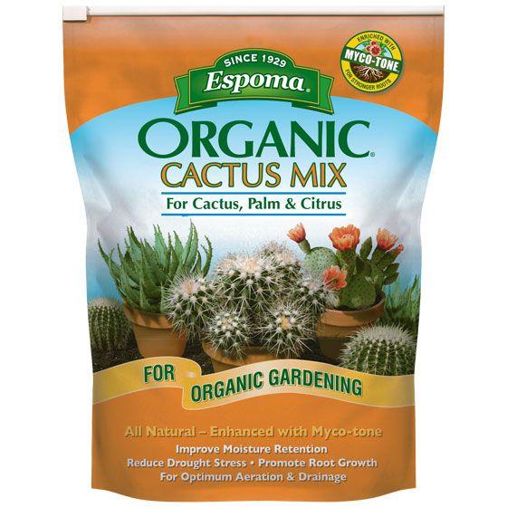 Espoma® Organic Cactus Mix 4 Qt. Image