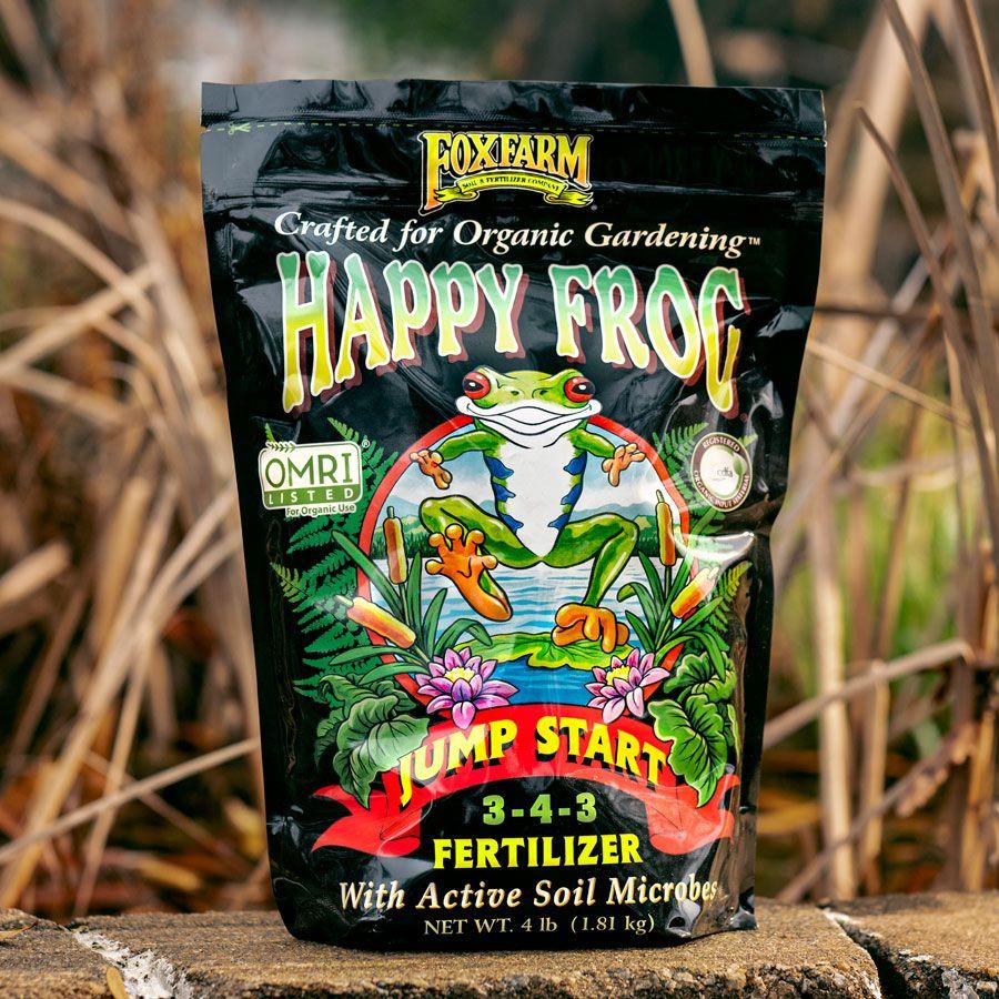 FoxFarm Happy Frog® Jump Start Fertilizer Image