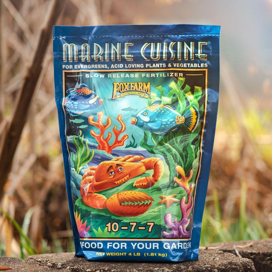 FoxFarm Marine Cuisine® Slow Release Fertilizer Image