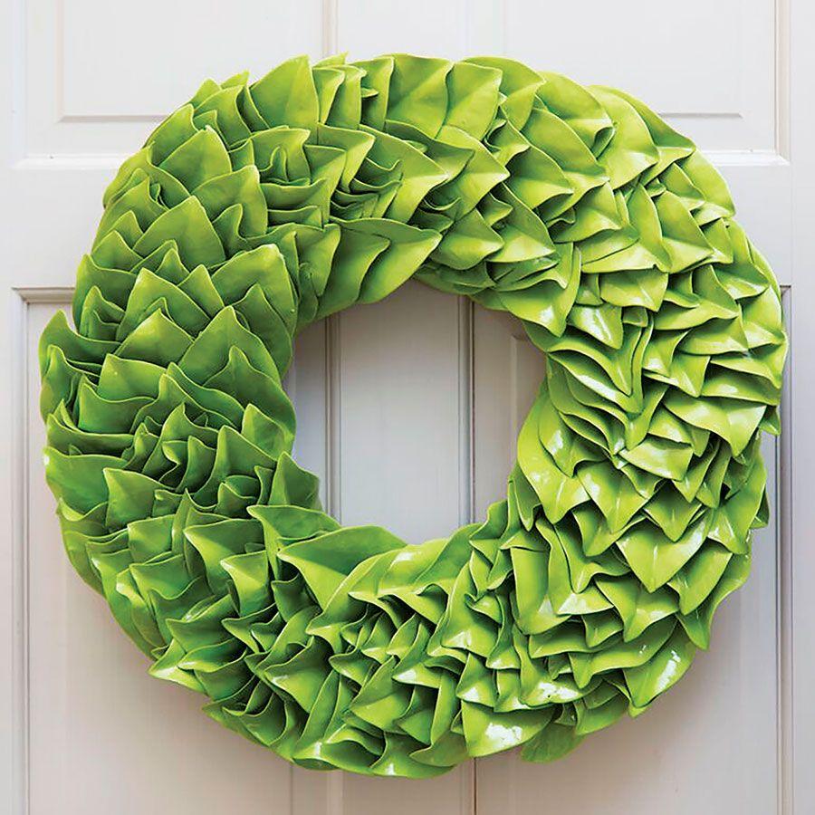 Greenery Wreath Image