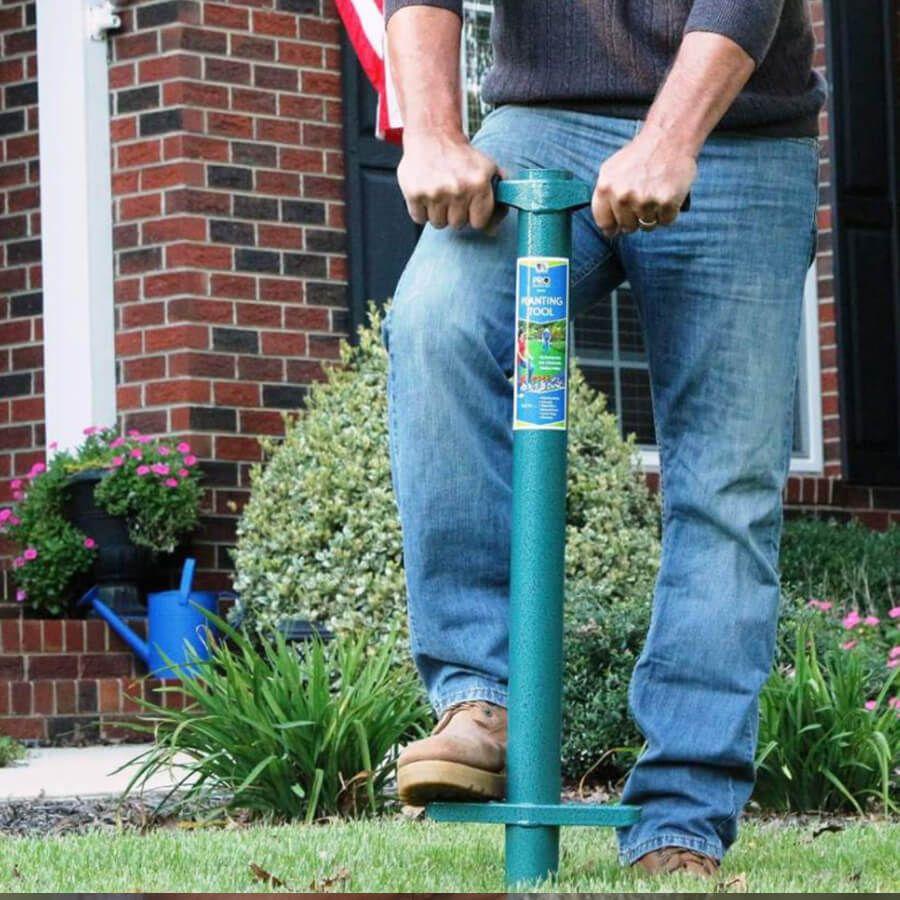 Multi-purpose Garden Planting Tool Image
