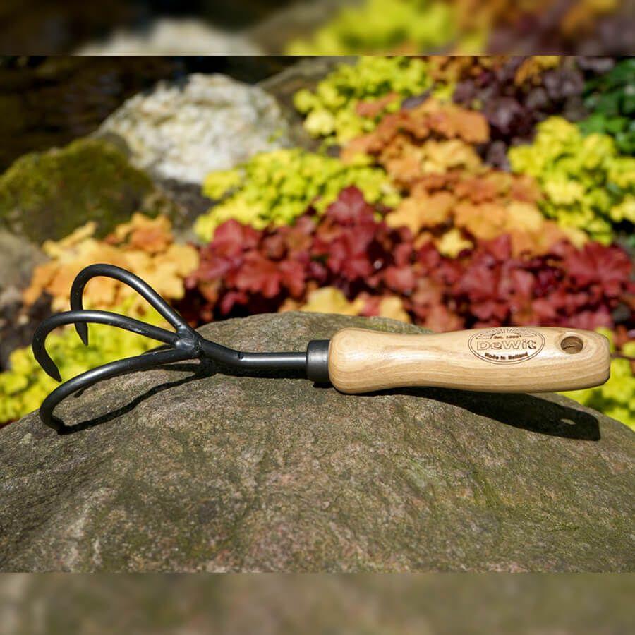 DeWit 3-Tine Cultivator Image