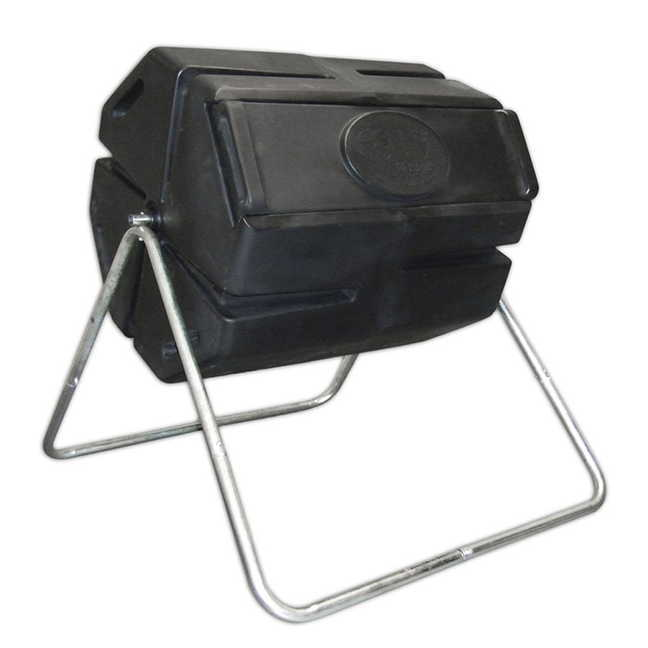 Horizontal Spinning Composter