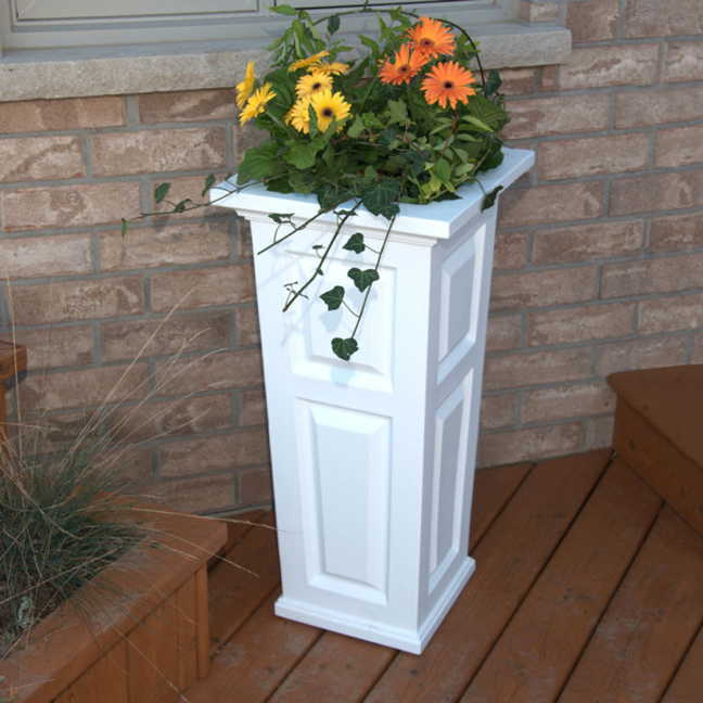 Nantucket Tall Planter at Jackson Perkins