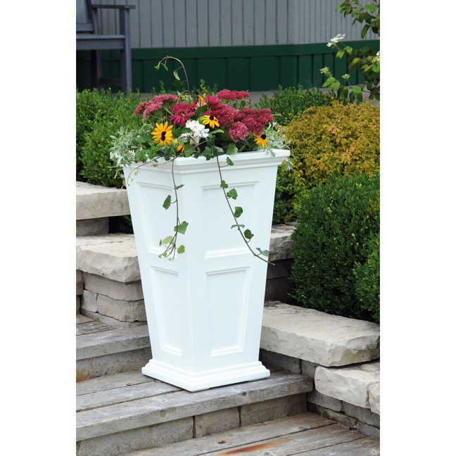 Fairfield Tall Patio Planter at Jackson Perkins