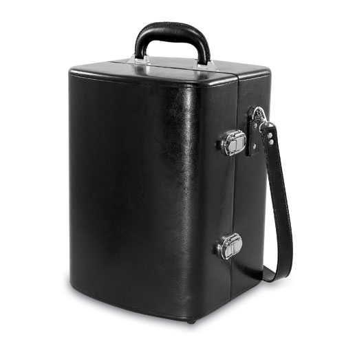 Black Manhattan Cocktail Case