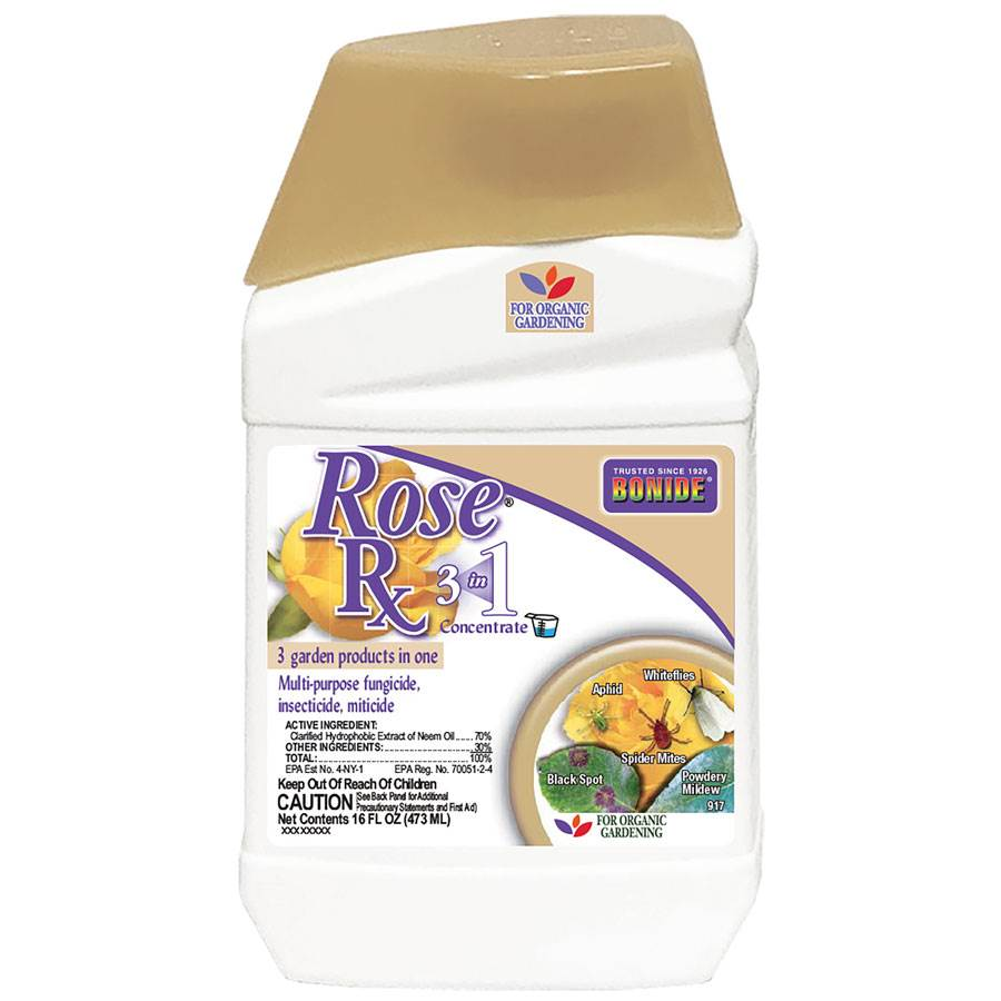 Rose Rx 3-in-1 1-Pint Concentrate Image