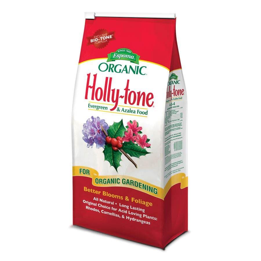 Espoma Organic® Holly-tone® Evergreen & Azalea Food Image