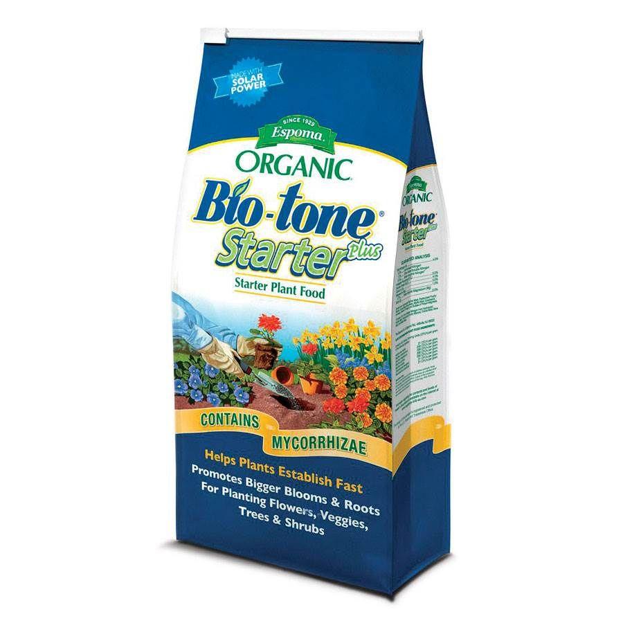 Espoma Organic® Bio-tone® Starter Plus Plant Food Image