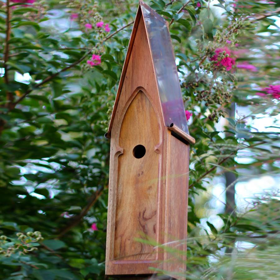 American classic bird house at jackson perkins for Classic bird houses